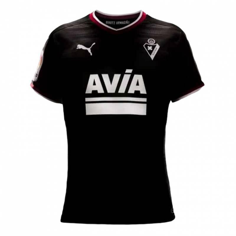 Camiseta Eibar exterior 2017/2018