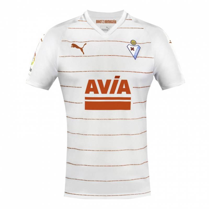 Camiseta Eibar exterior 2018/2019