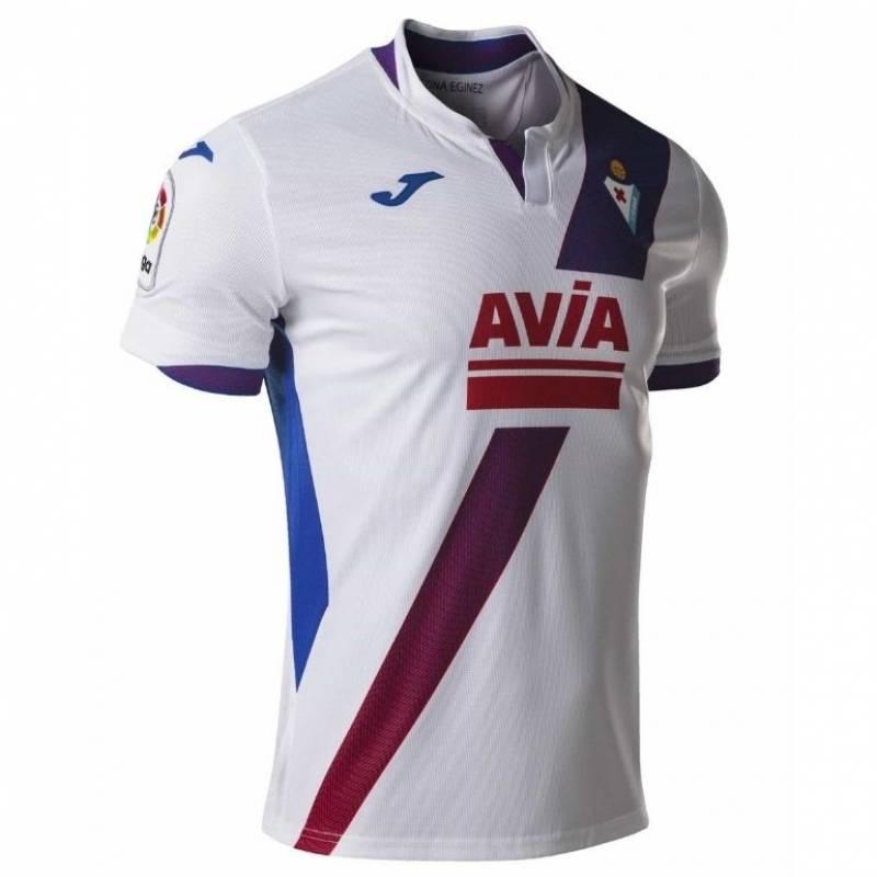 Camiseta Eibar exterior 2020/2021