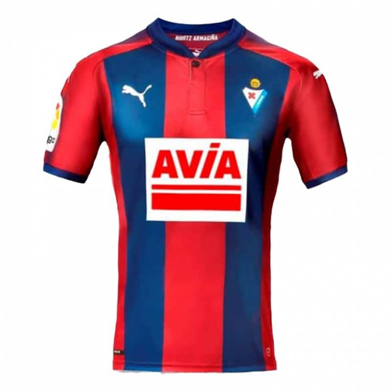 Camiseta Eibar casa 2017/2018