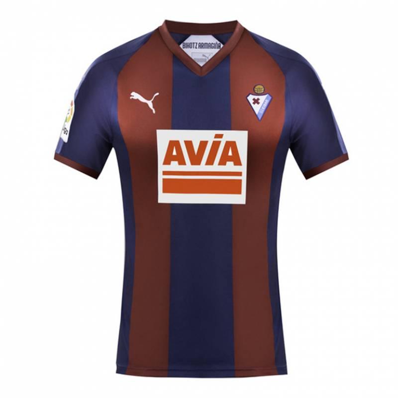 Camiseta Eibar casa 2018/2019