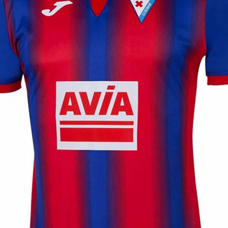 Camiseta Eibar casa 2019/2020
