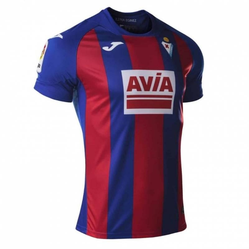 Camiseta Eibar casa 2020/2021