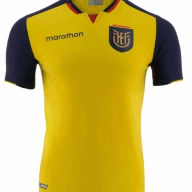 Camiseta Ecuador casa 2020