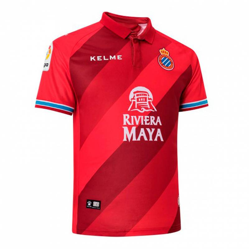 Camiseta Espanyol exterior 2018/2019
