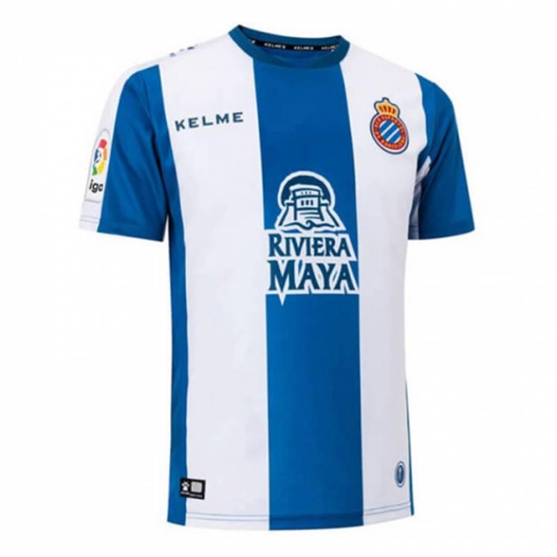 Camiseta Espanyol casa 2018/2019