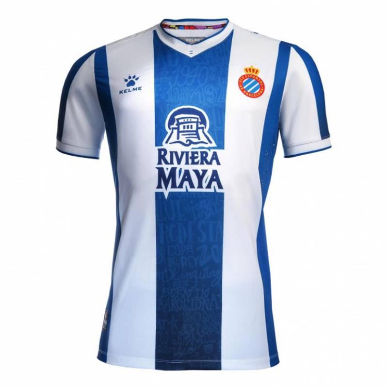 Camiseta Espanyol casa 2019/2020