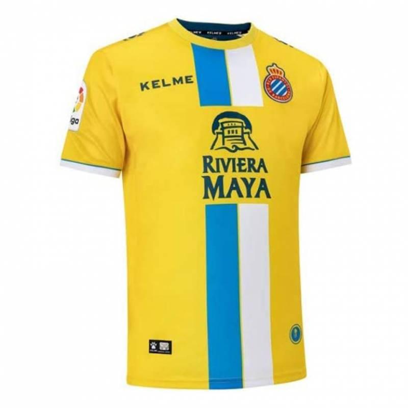 Camiseta Espanyol tercera 2018/2019