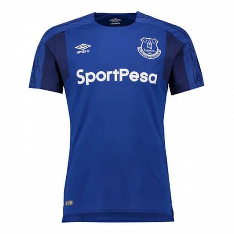 Camiseta Everton casa 2017/2018