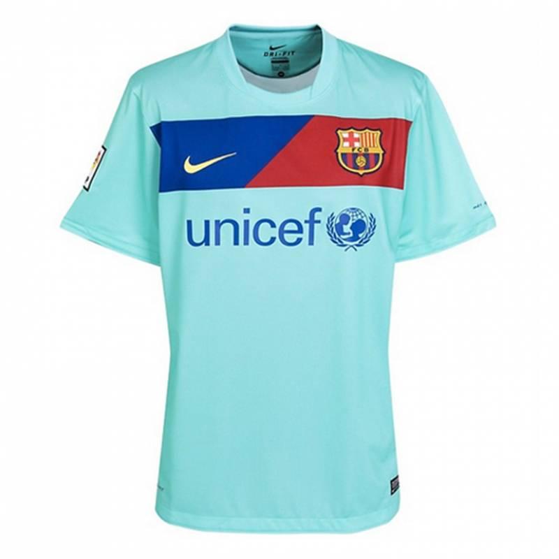 Camiseta FC Barcelona exterior 2010/2011