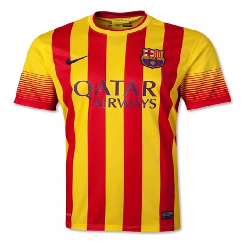 Camiseta FC Barcelona exterior 2014/2015