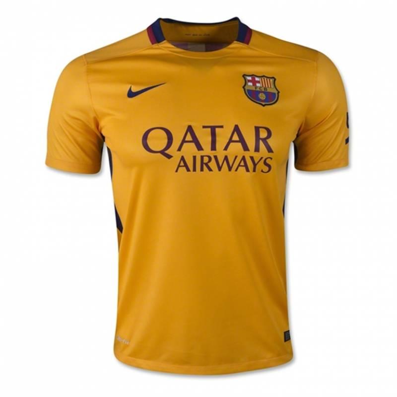 Camiseta FC Barcelona exterior 2015/2016