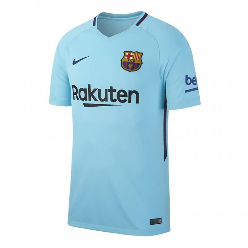 Camiseta FC Barcelona exterior 2017/2018