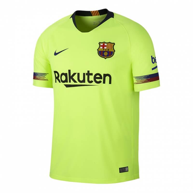 Camiseta FC Barcelona exterior 2018/2019