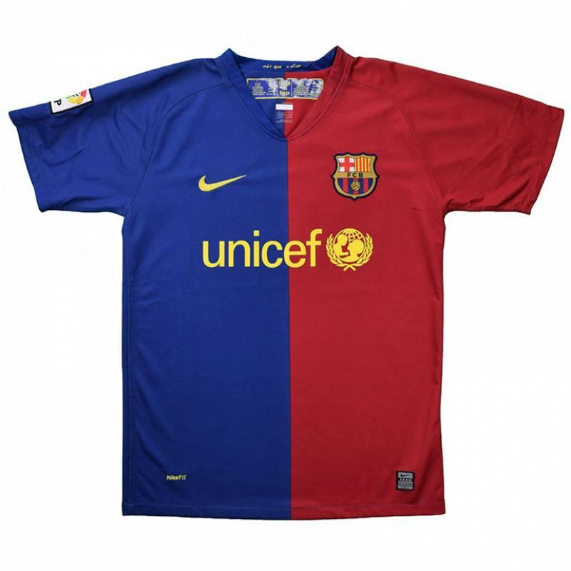 Camiseta FC Barcelona casa 2008/2009