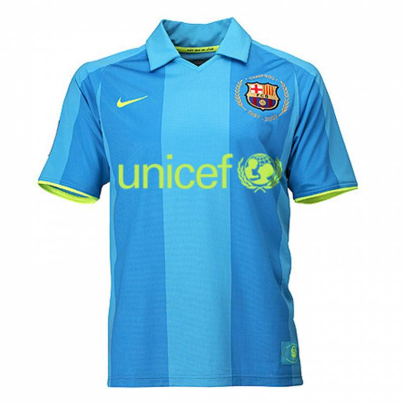 Camiseta FC Barcelona tercera 2008/2009