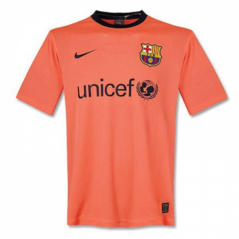 Camiseta FC Barcelona tercera 2010/2011
