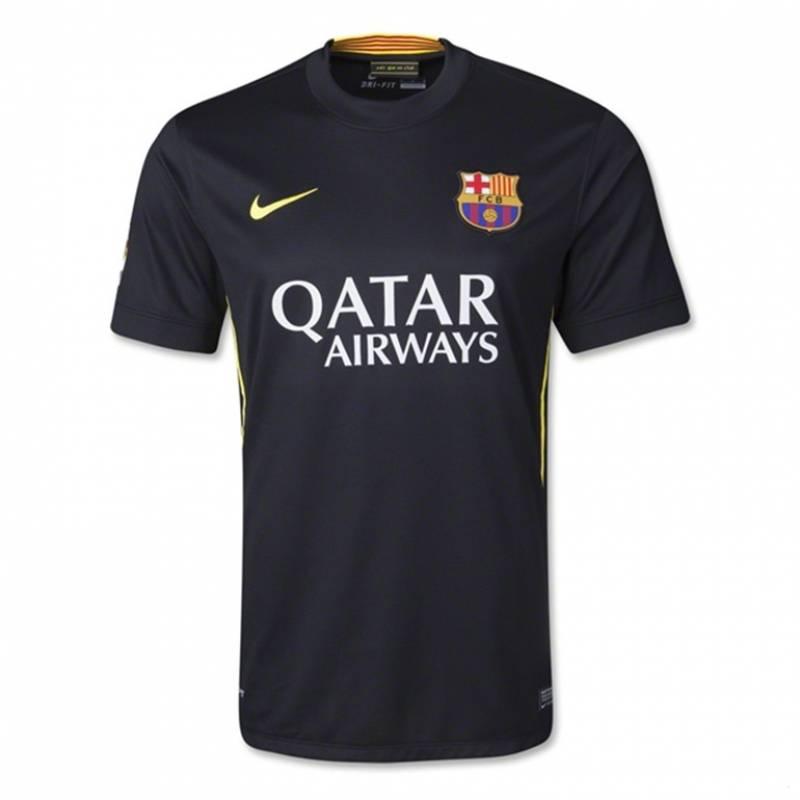 Camiseta FC Barcelona tercera 2014/2015