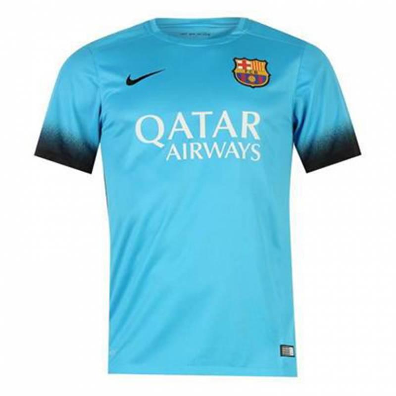 Camiseta FC Barcelona tercera 2015/2016
