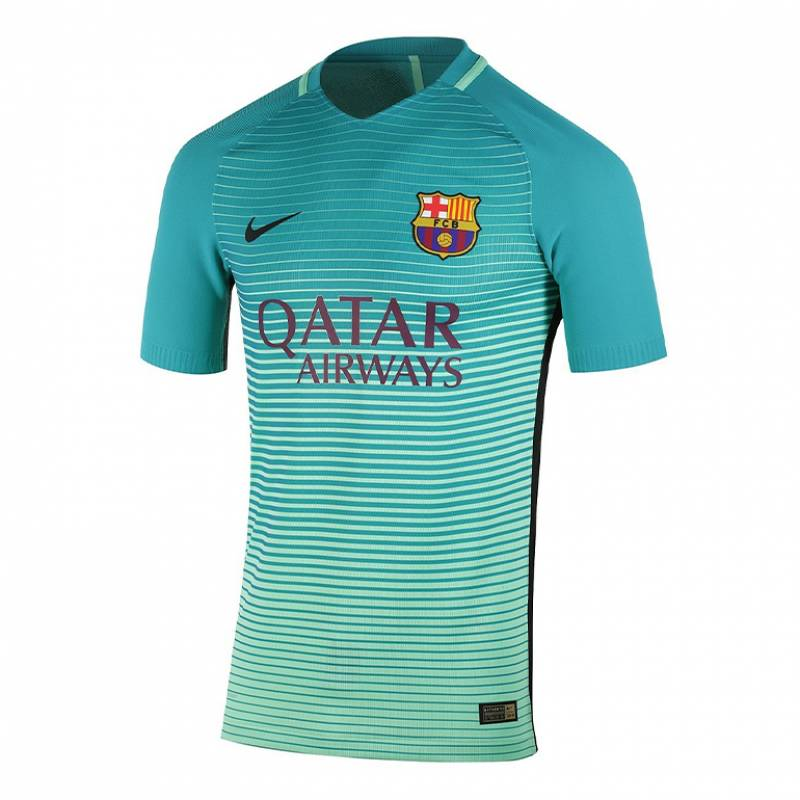 Camiseta FC Barcelona tercera 2016/2017