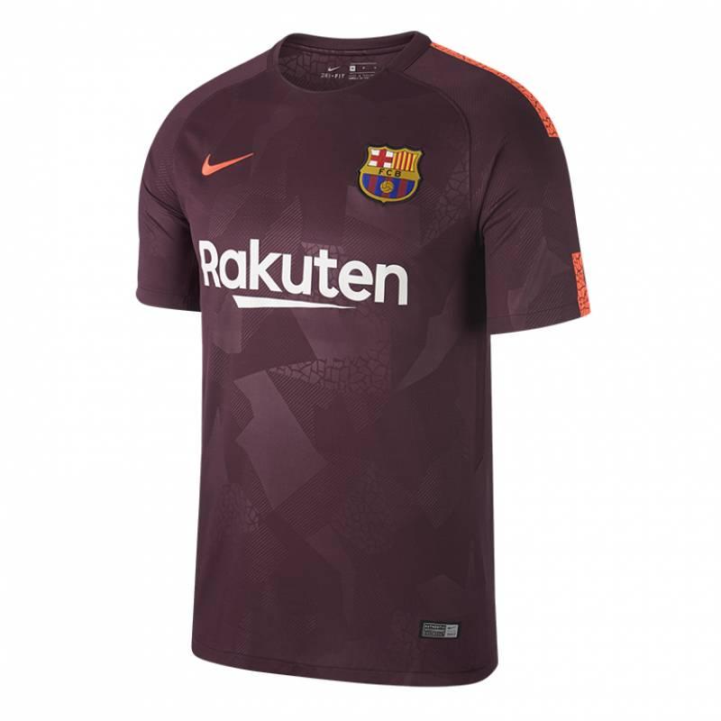 Camiseta FC Barcelona tercera 2017/2018