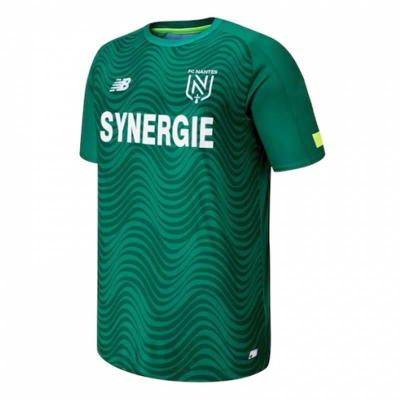 Camiseta Nantes exterior 2019/2020