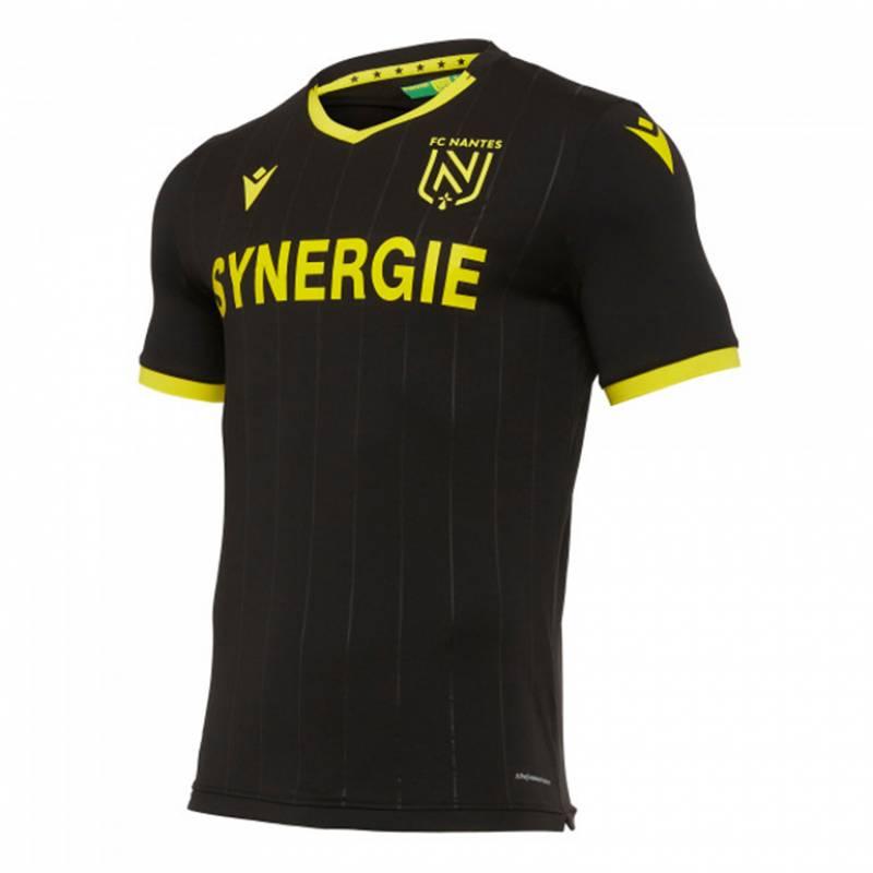 Camiseta Nantes exterior 2020/2021