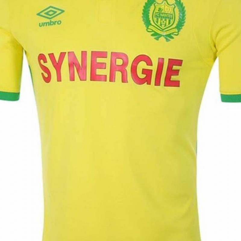 Camiseta Nantes casa 2016/2017