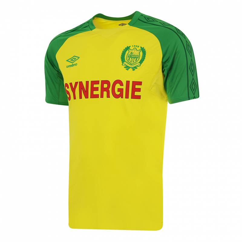 Camiseta Nantes casa 2017/2018