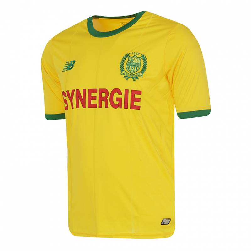 Camiseta Nantes casa 2018/2019