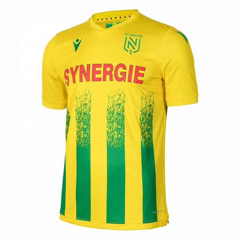 Camiseta Nantes casa 2020/2021