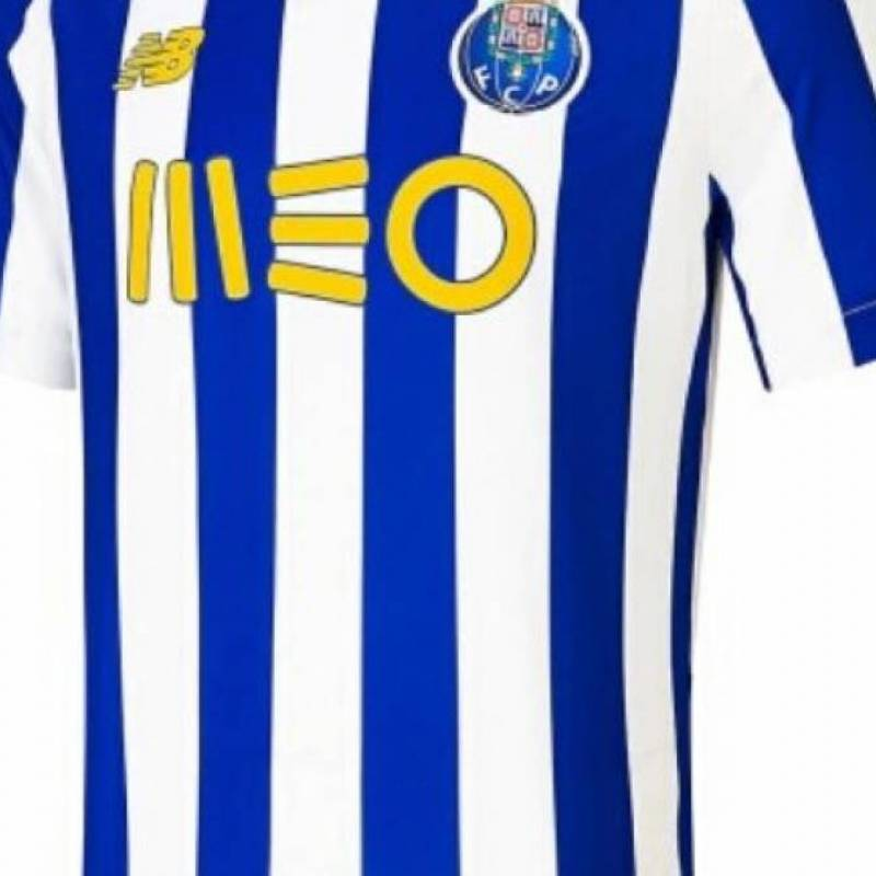 Camiseta Oporto casa 2020/2021