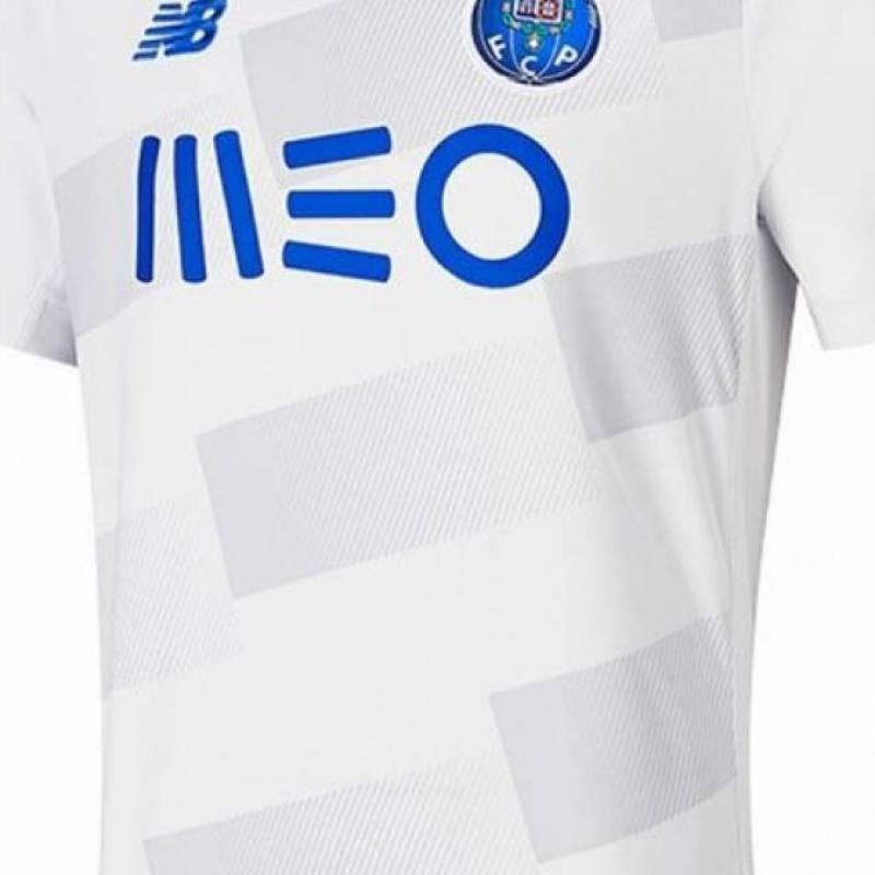 Camiseta Oporto tercera 2020/2021