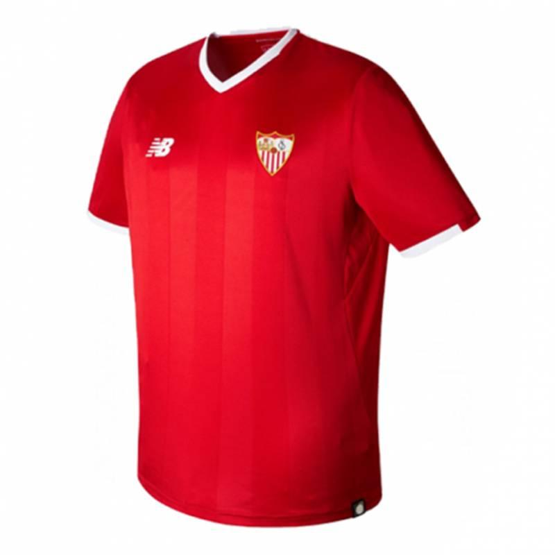 Camiseta FC Sevilla exterior 2017/2018