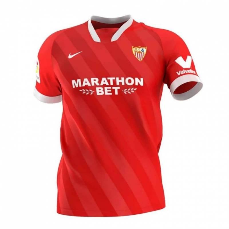 Camiseta FC Sevilla exterior 2020/2021