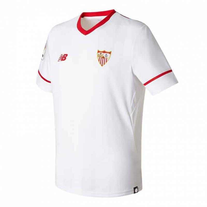 Camiseta FC Sevilla casa 2017/2018