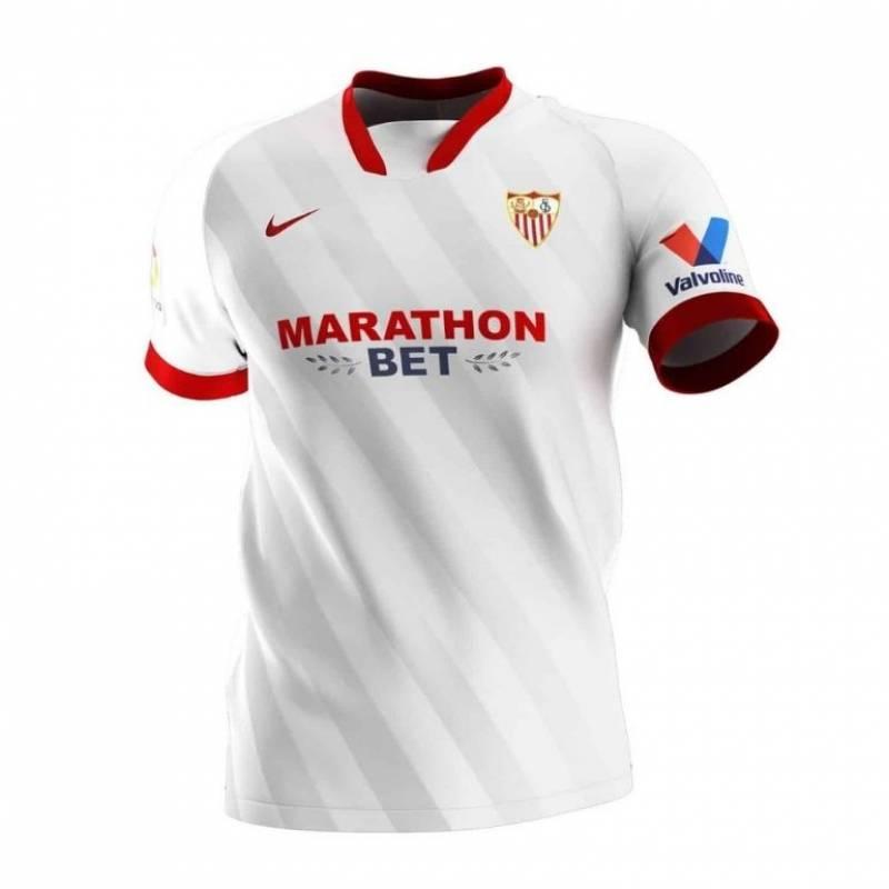 Camiseta FC Sevilla casa 2020/2021