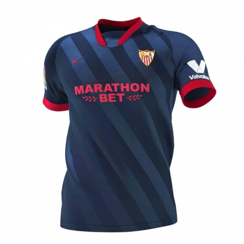 Camiseta FC Sevilla tercera 2020/2021