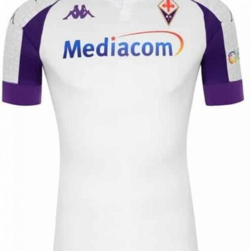Camiseta Fiorentina exterior 2020/2021