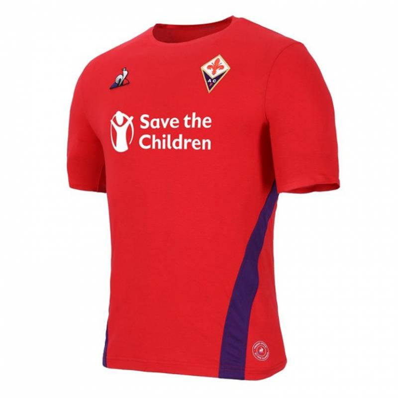 Camiseta Fiorentina exterior 2018/2019