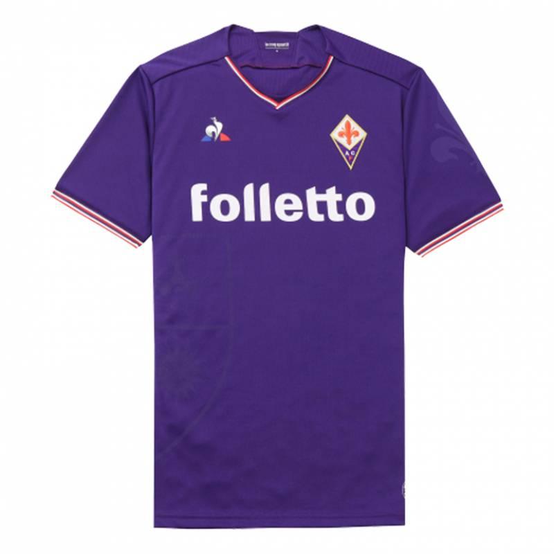 Camiseta Fiorentina casa 2017/2018