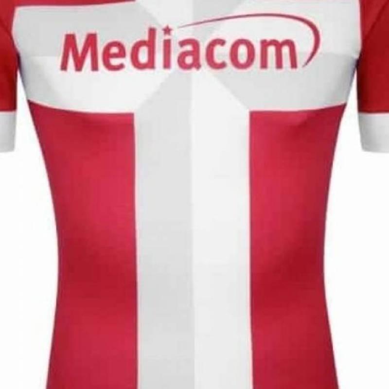 Camiseta Fiorentina tercera 2020/2021