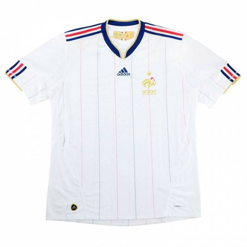 Camiseta Francia exterior 2010