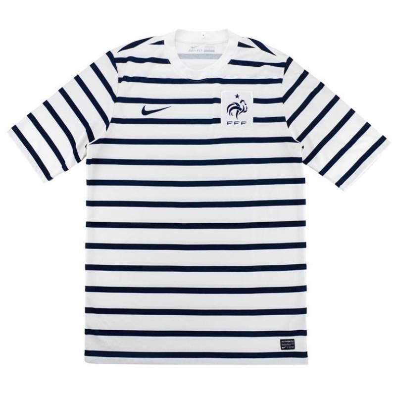 Camiseta Francia exterior 2011