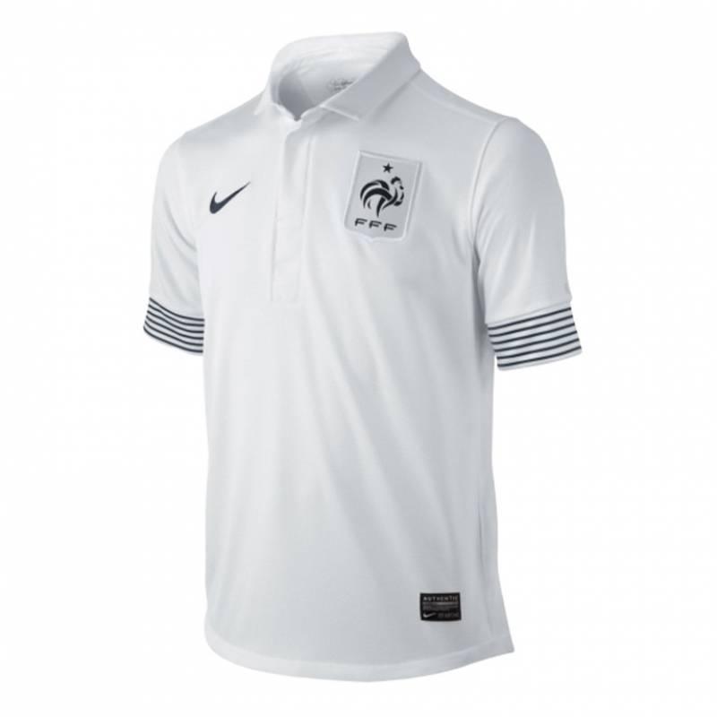 Camiseta Francia exterior 2012