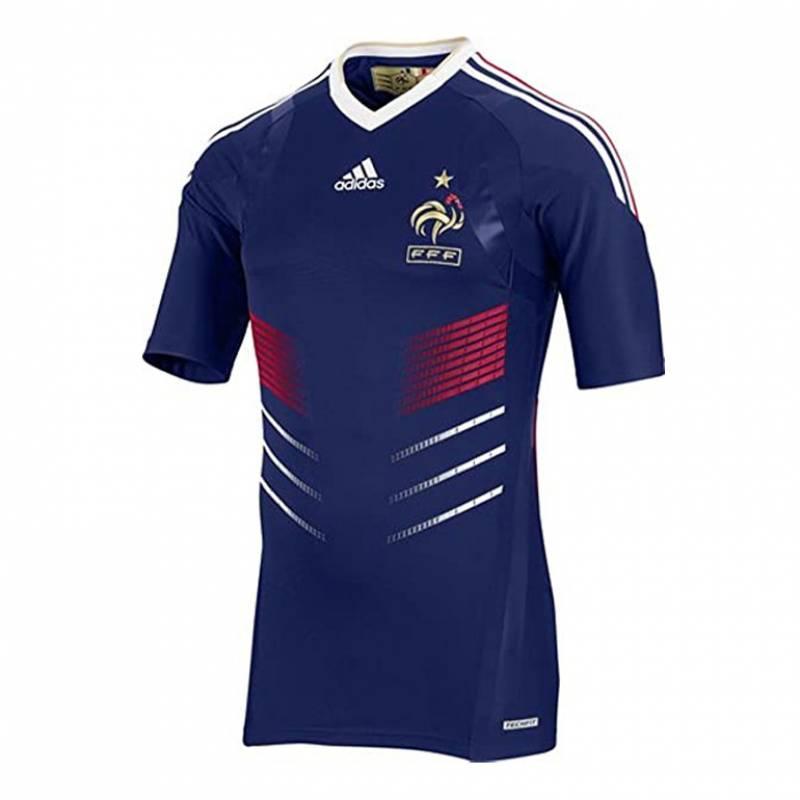 Camiseta Francia casa 2010