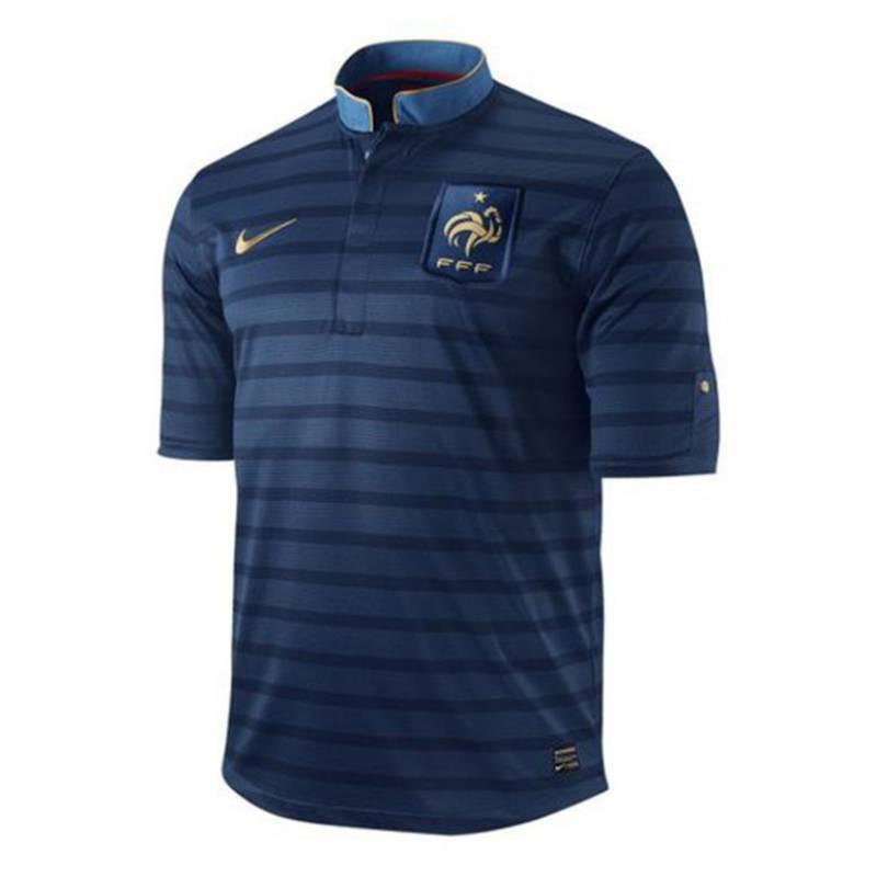 Camiseta Francia casa 2012
