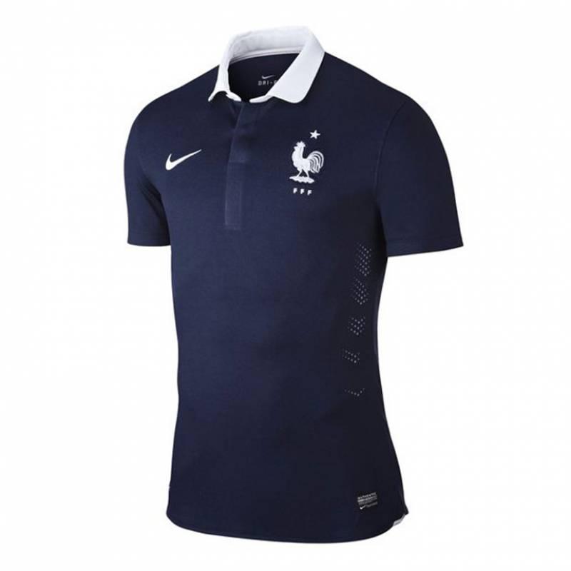 Camiseta Francia casa 2014