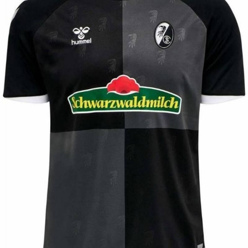 Camiseta Freiburg exterior 2020/2021