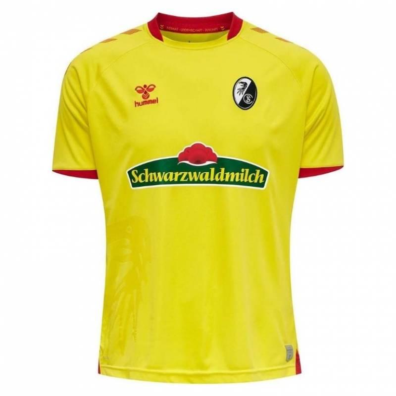 Camiseta Freiburg tercera 2020/2021